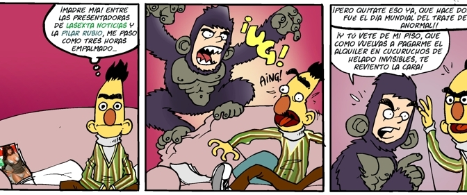 El día del traje de Gorila!