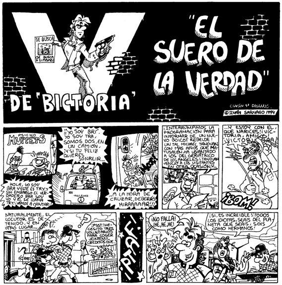 En 1994, el Capitán Lasagna utilizaba la técnica del Muppet... Green Onions (c) Iván Sarnago