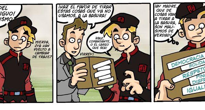 #CHICADESERIEB 6×63 -La tira más demagógica de la historia.