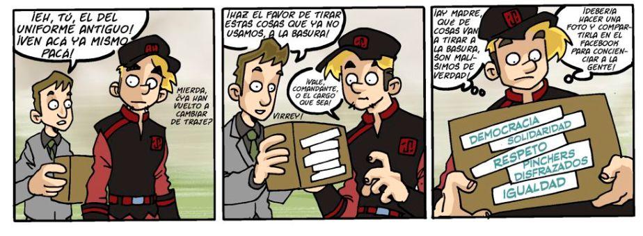#CHICADESERIEB 6×63 -La tira más demagógica de lahistoria.