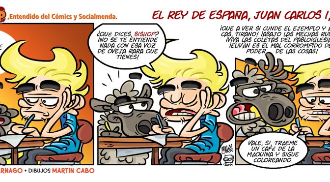BISHOP 1×02- El Rey Abdica!