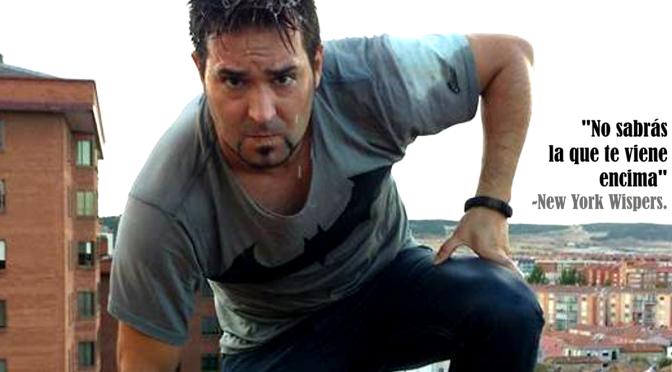 THE ICE BUCKET CHALLENGE: Iván Sarnago