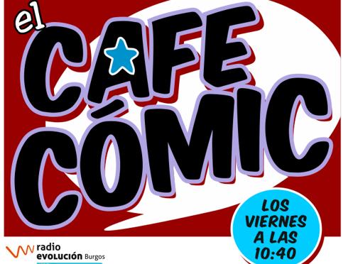 EL CAFECÓMIC, con Manero y Sarnago, en Radio Evolución.