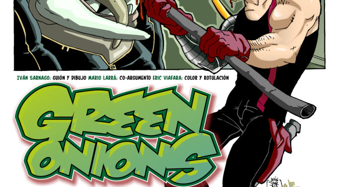 GREEN ONIONS: AVANCE Pág 02