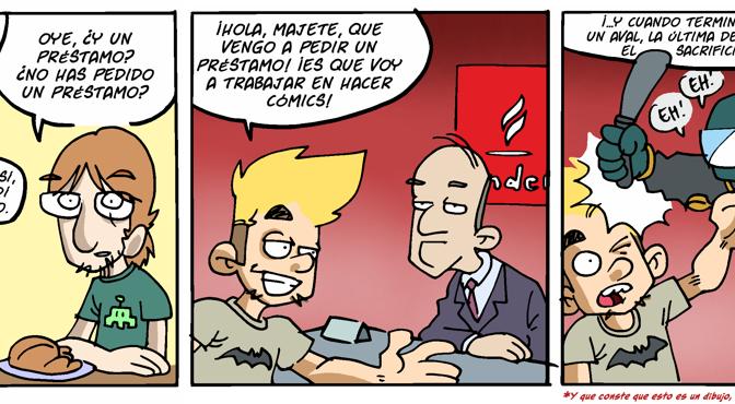 #CHICADESERIEB 8×04 -El Préstamo.