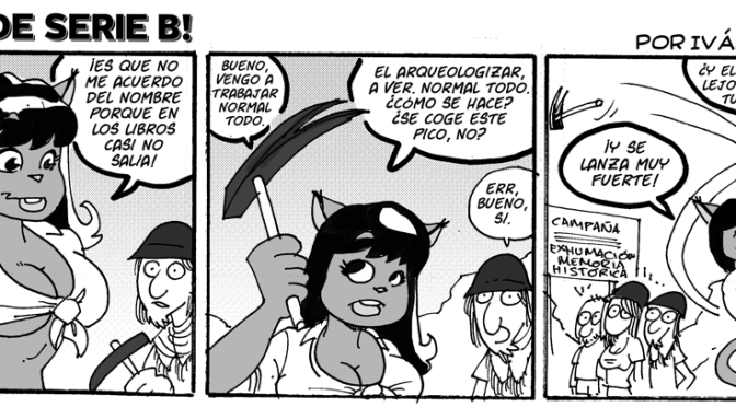 #CHICADESERIEB 8×43 -El Chica del Futuro Pasado XV