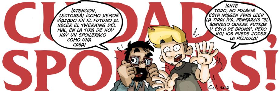 #CHICADESERIEB 8×47 -Cuidado, Spoilers!(2)