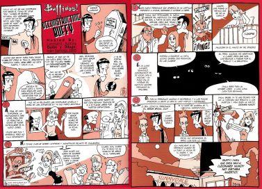 Buffidos, parodia de Buffy 05