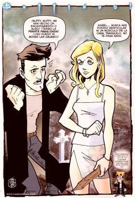 Buffidos, parodia de Buffy 08