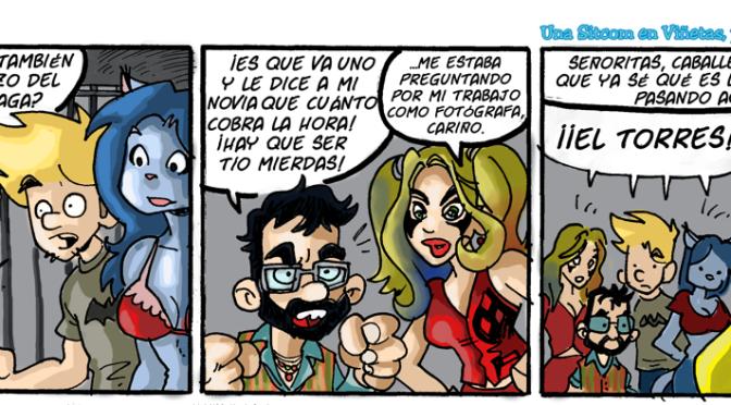 #CHICADESERIEB 8×25 -El Torres.
