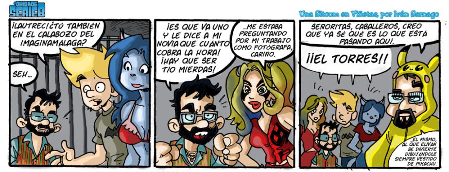 #CHICADESERIEB 8×25 -ElTorres.
