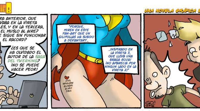 #CHICADESERIEB 8×64 –El Cosplay del Mal
