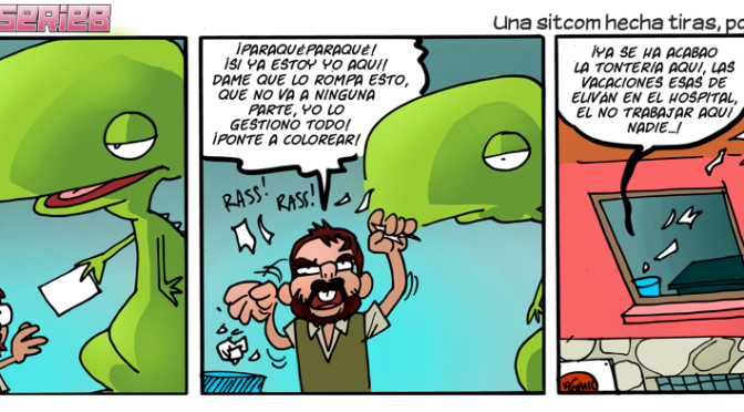 #CHICADESERIEB 8×73 –El Infartar! (4)