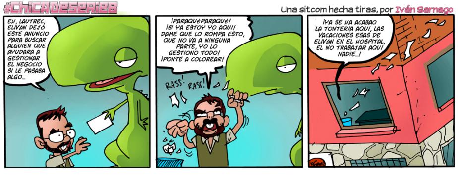 #CHICADESERIEB 8×73 –El Infartar!(4)