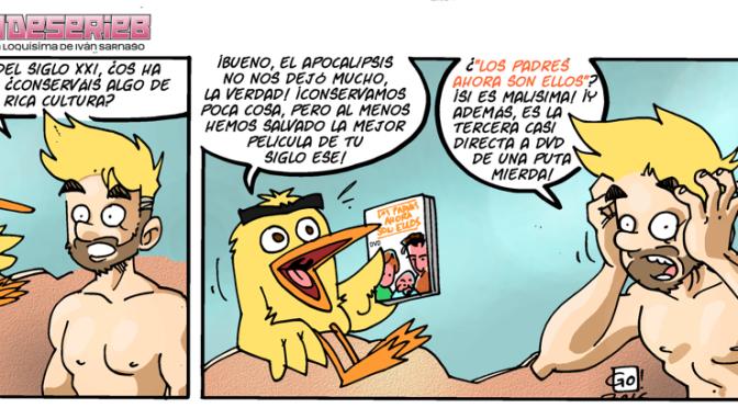 #CHICADESERIEB 8×78 -El Benstillear!