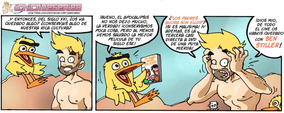 #CHICADESERIEB 8×78 -ElBenstillear!