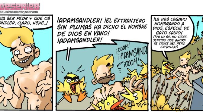 #CHICADESERIEB 8×80 -El Adamsandlear