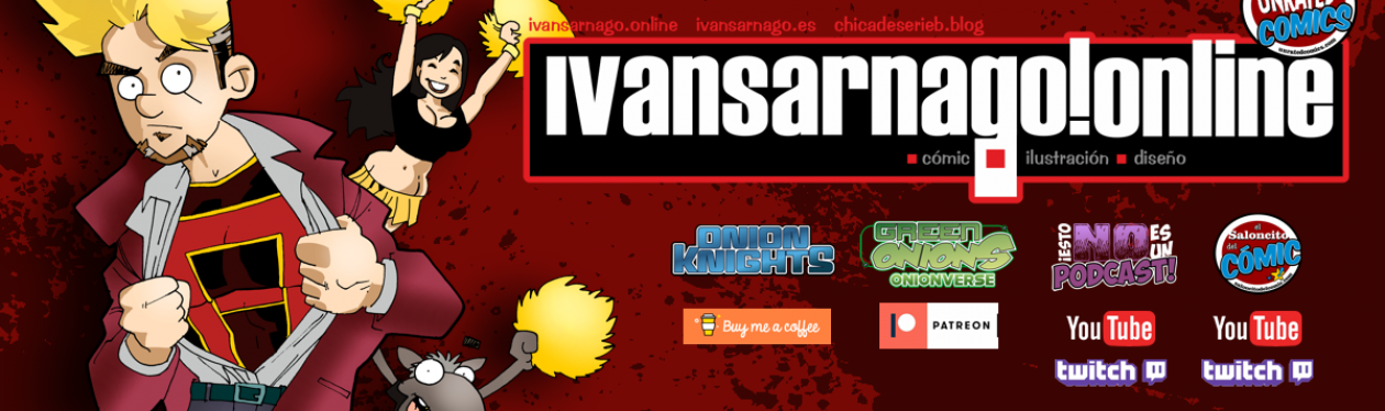 Iván Sarnago #comicmaker